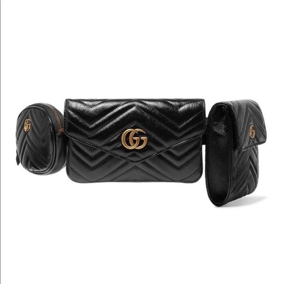 894f0a8545c9 Gucci Bags | Authentic Marmont Belt Bag | Poshmark